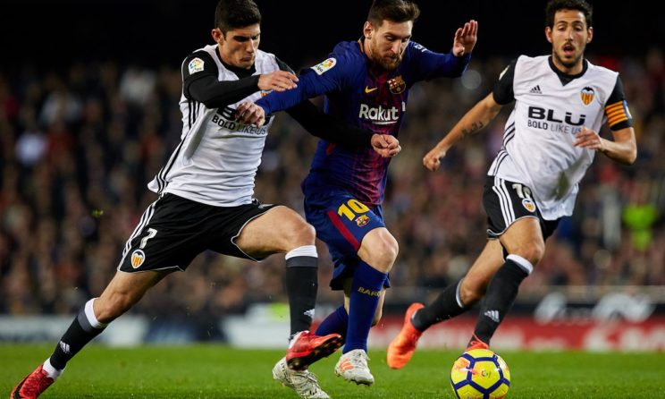 Barcelona Vs Valencia Final Face-off; Highlights Of Semi-Final & Previous Rounds Scores