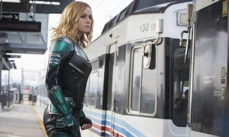 Captain Marvel Tops $200M In US And $600M Worldwide At Box Office!