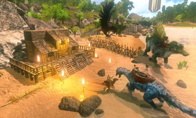 Download And Install ARK Survival Evolved Apk On Android