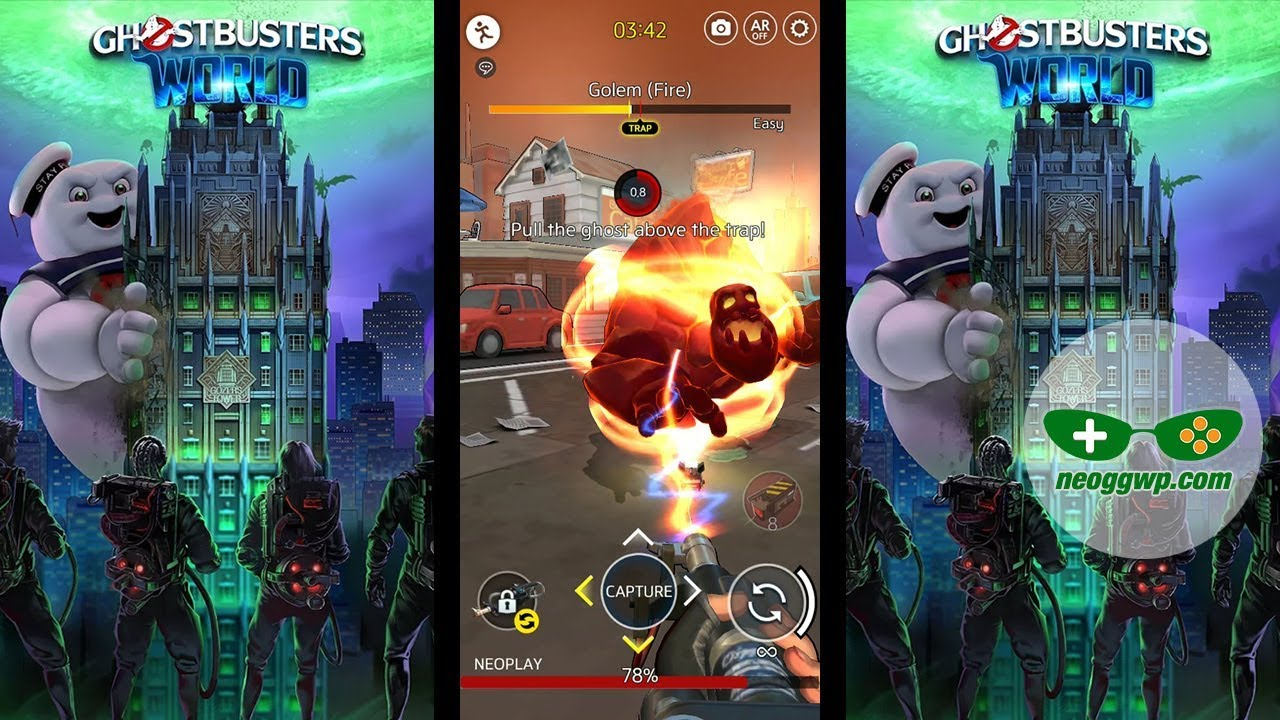 Download And Install Ghostbusters World Apk Latest Version On Android