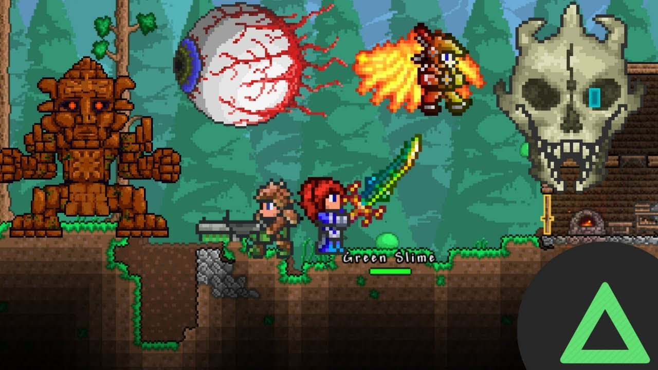 Download And Install Terraria Apk Latest Version On Android