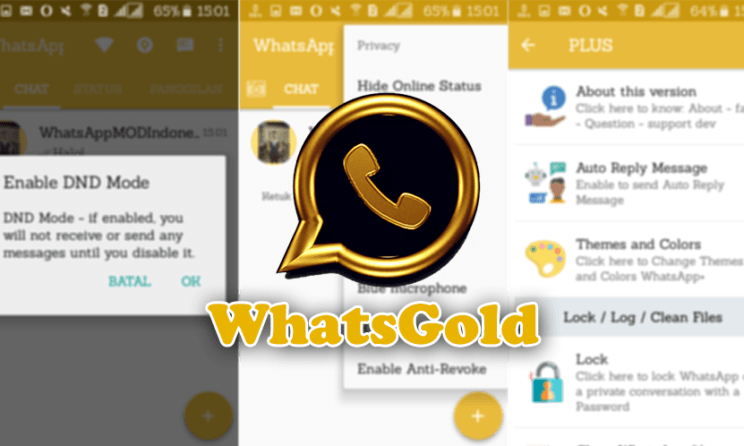 Download And Install WhatsApp Gold Apk Latest Edition