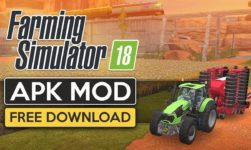 Download Farming Stimulator 18 Mod Apk For Free Latest Version!