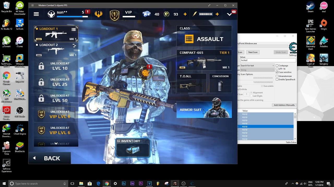 modern combat 5 aimbot pc download