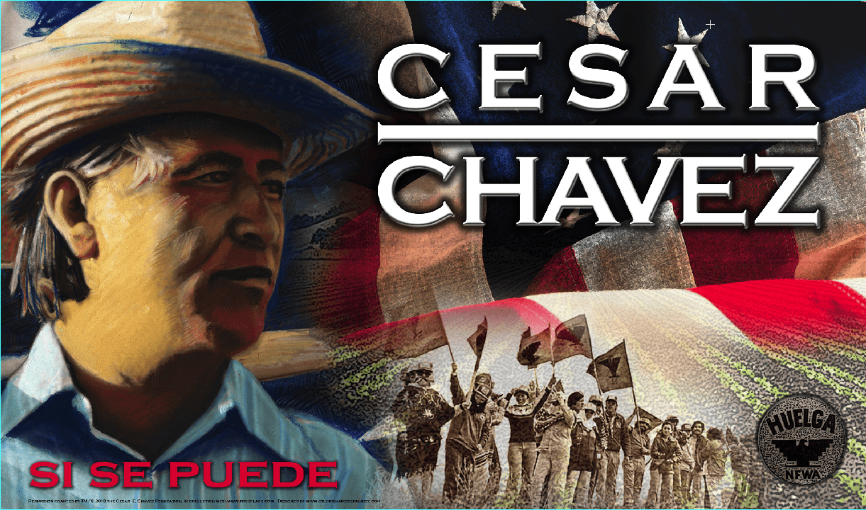 Happy Cesar Chavez Day 2019 : Inspirational Quotes From Civil Leaders!
