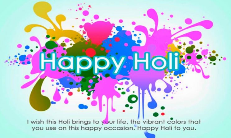 Happy Holi 2019: Top Wishes, Quotes, Messages, Whatsapp & Facebook Status