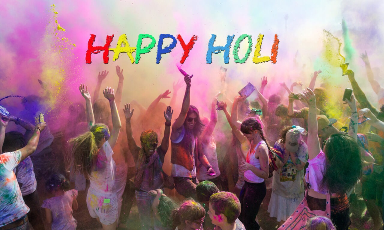 Happy Holi Images Greetings