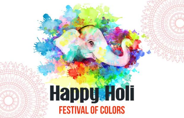 Happy Holi Images Greetings & Wallpapers 2019