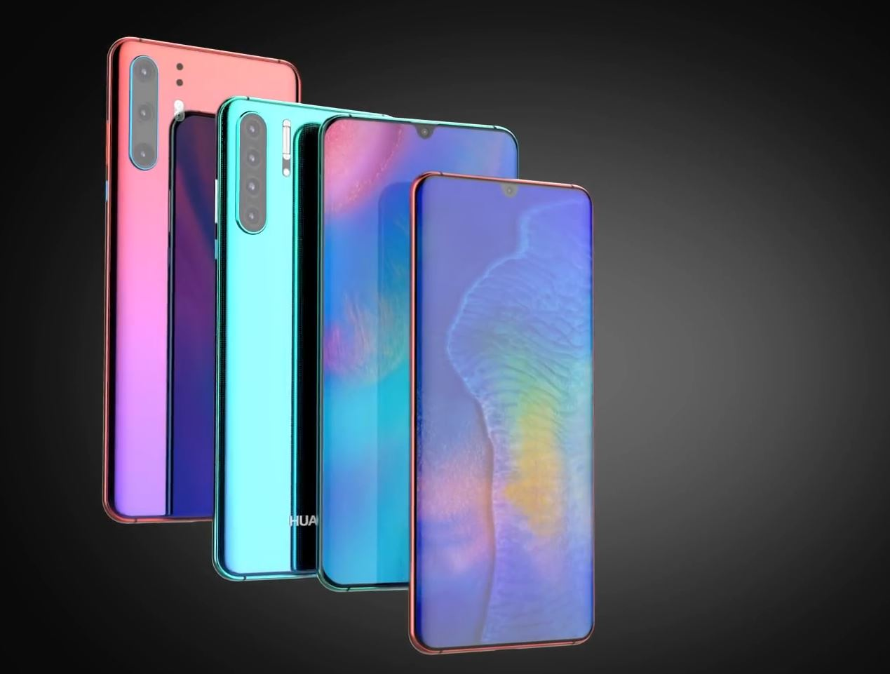 Huawei P30: Here Is The Latest Leaks, Rumours And Release Date