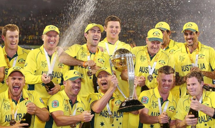 ICC World Cup 2019; Team Australia Players, Performances, Schedule And Much More