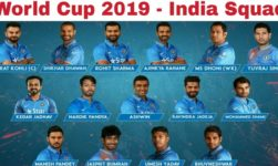 ICC World Cup 2019; Team India Schedule, Players, Game Changer & Much More