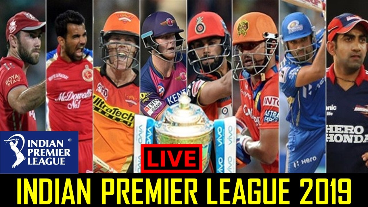 Indian Premier League IPL 2019: The Complete Squad List Of All Eight Teams