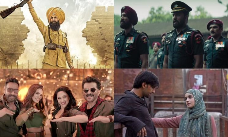Kesari vs Uri: The Surgical Strike vs KGF vs Total Dhamaal - Box Office Collections
