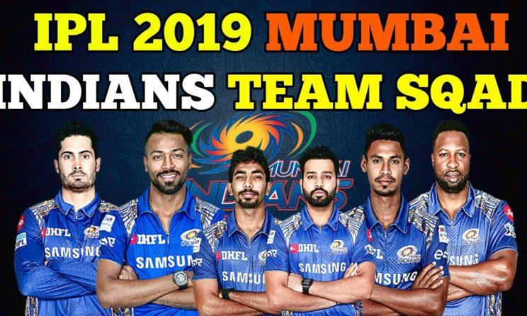 Mumbai Indians Team IPL 2019; Everything You Need To Know About This IPL Team