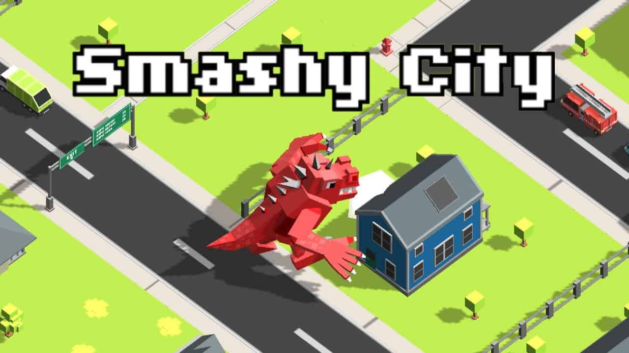 Smashy City Mod Apk: Download And Get Everything Unlocked
