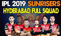 Sunrisers Hyderabad Team IPL 2019; Everything You Need To Know About The Team