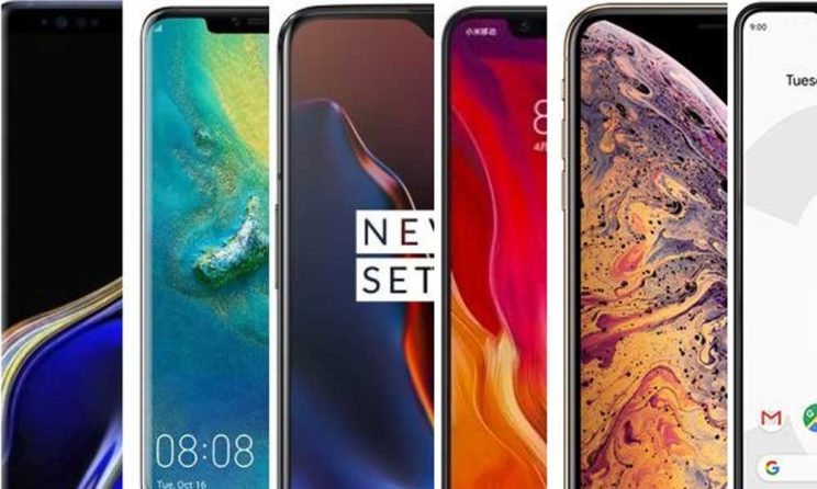 These Are The Top Most Anticipated Smartphones Of 2019