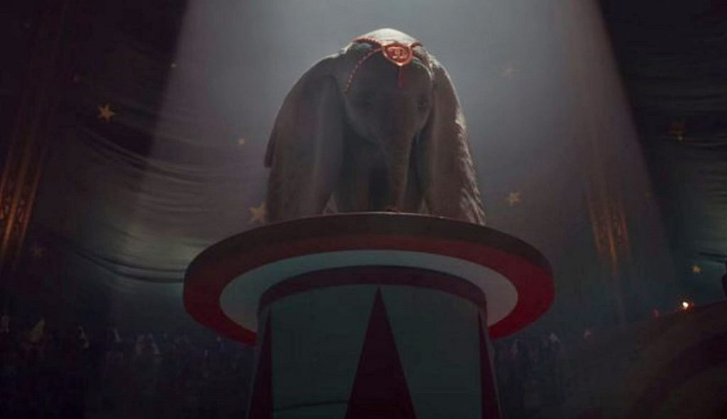 """Tim Burton's Action Movie """"Dumbo"""" Expected To Hit Box Office With $50M Plus"""