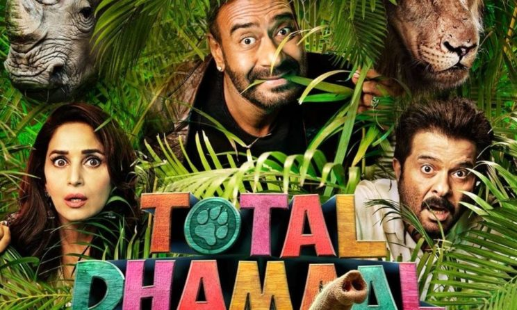 Total Dhamaal Full Movie Box Office Collection; Overall Earnings Report