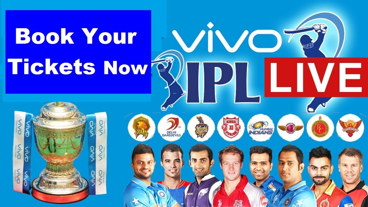 VIVO IPL 2019: Online Tickets, IPL 12 Ticket Price And Where To Book Tickets?