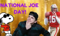 When Is National Joe Day 2019? Everything You Need To Know!