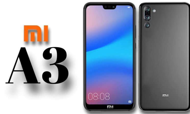 Xiaomi Mi A3: Leaked Design, Specifications And Price Range