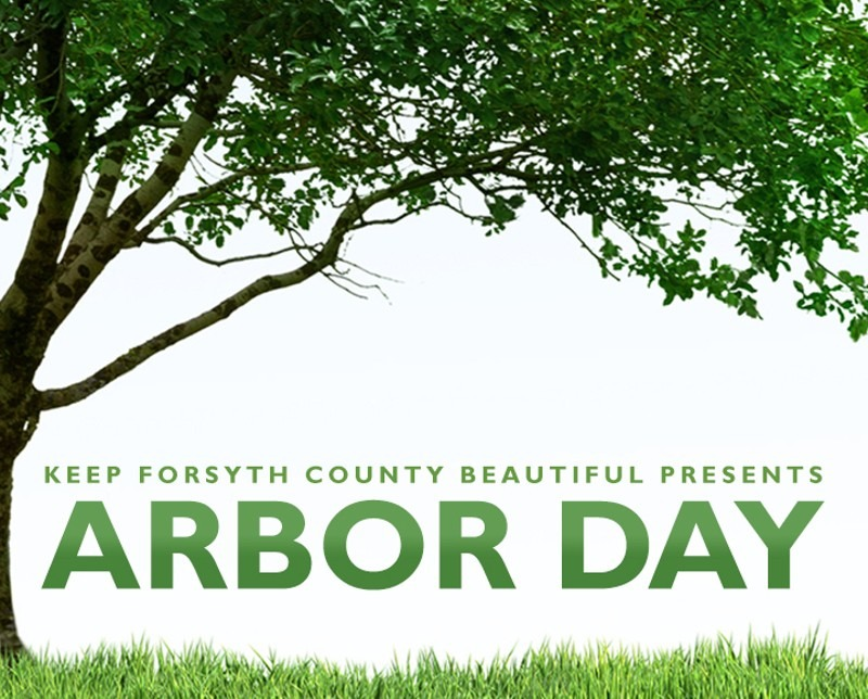 Arbor Day GReetings 2019