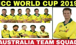 Australia World Cup 2019 Squad- Steve Smith And David Warner Made Their Return To Team