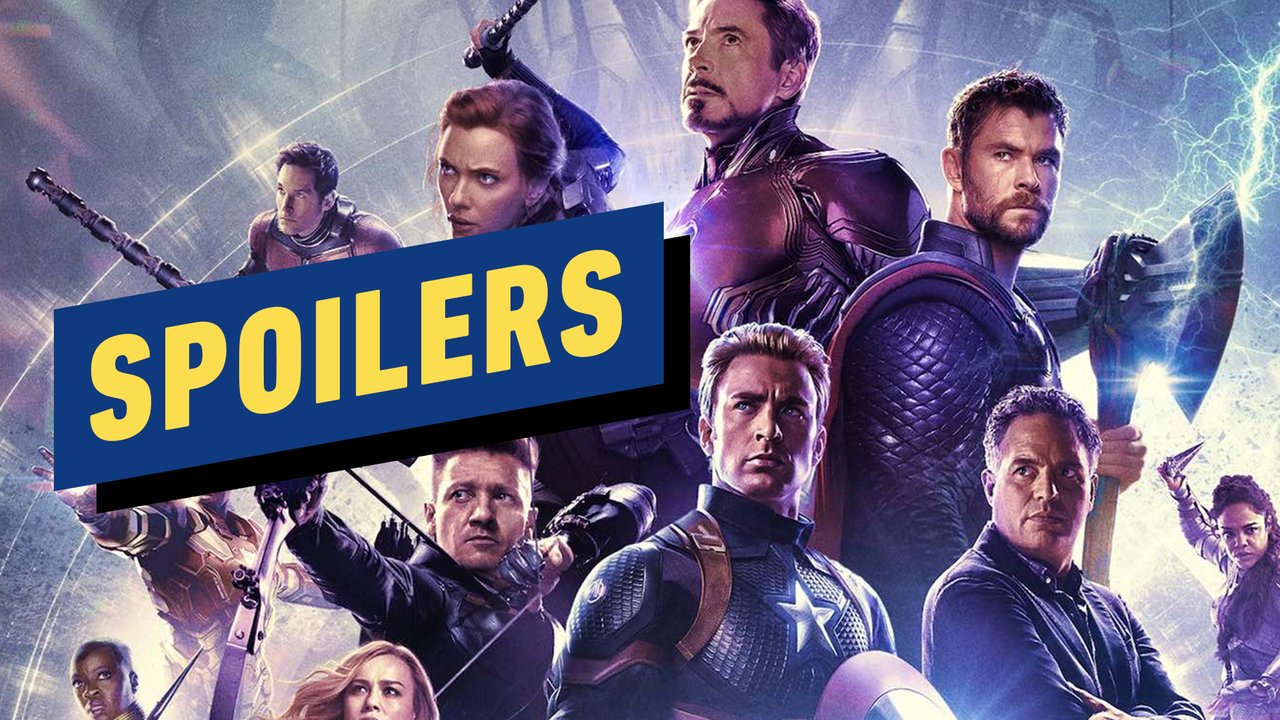Avengers: Endgame Movie Spoiler, Twists & Ending; Who's Going To Die?