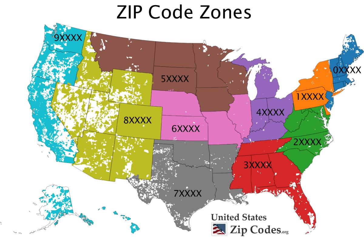 Max nd zip code