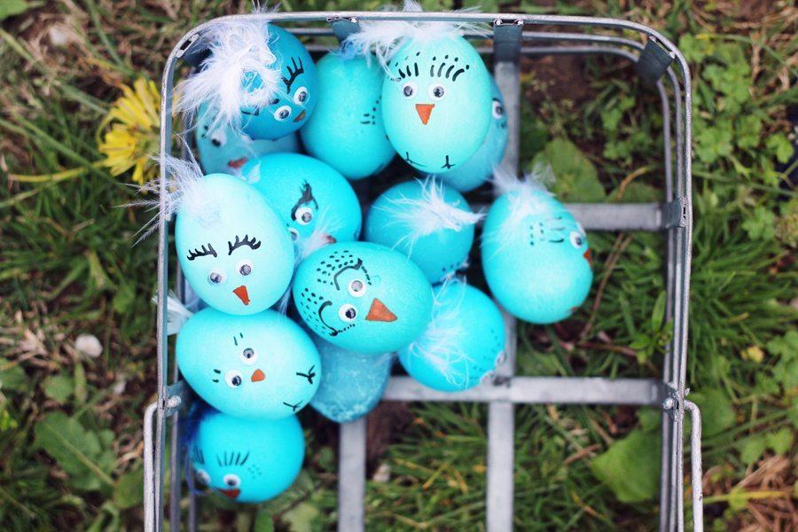 Bluebird Easter Egg Ideas 2019