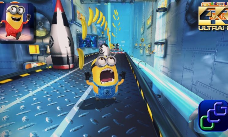 Download And Install Minion Rush Apk Latest Version On Android And iOS