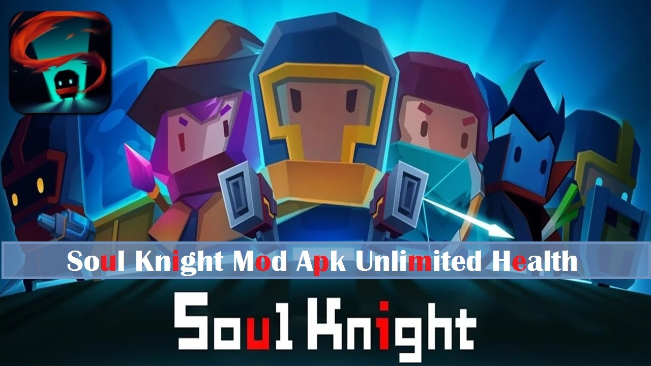 Download And Install Soul Knight Mod APK On Android