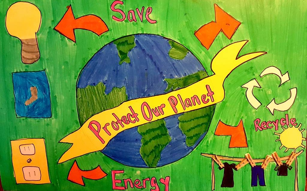 Earth Day Posters Ideas 2019