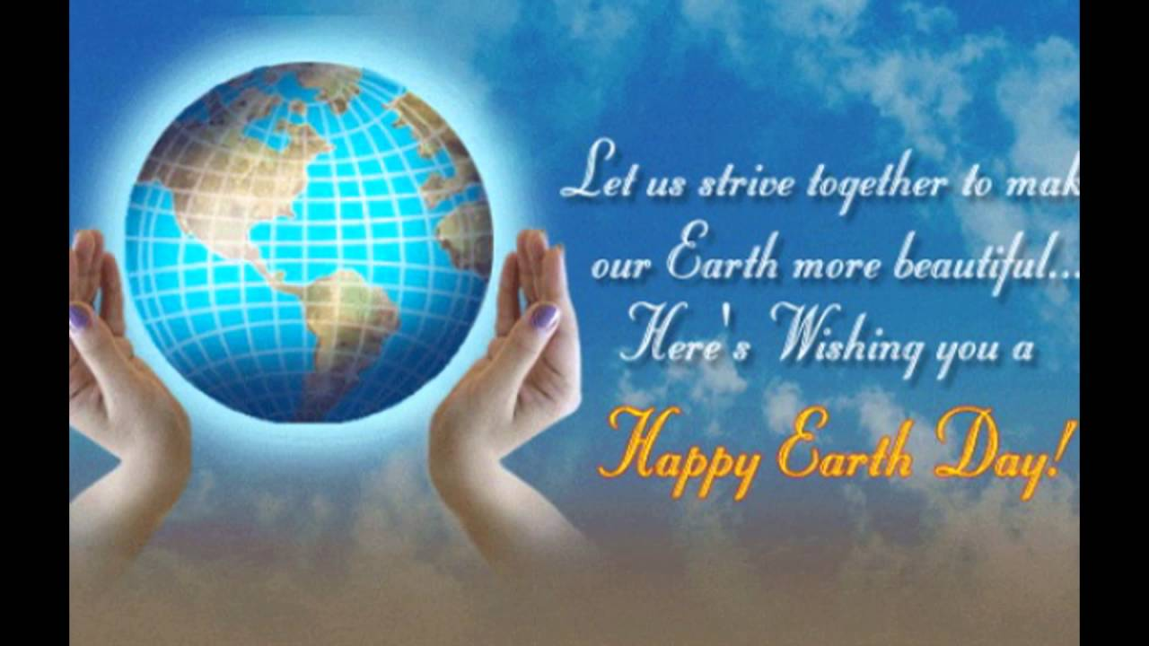 Earth Day Slogans Theme Images 2019