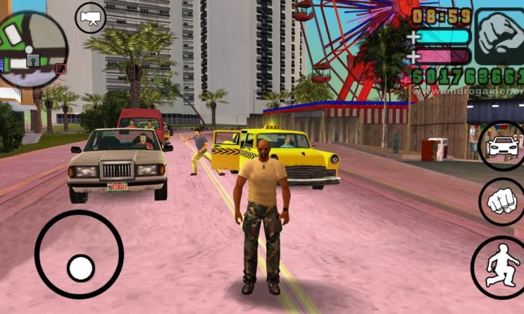 gta vice city android gameplay
