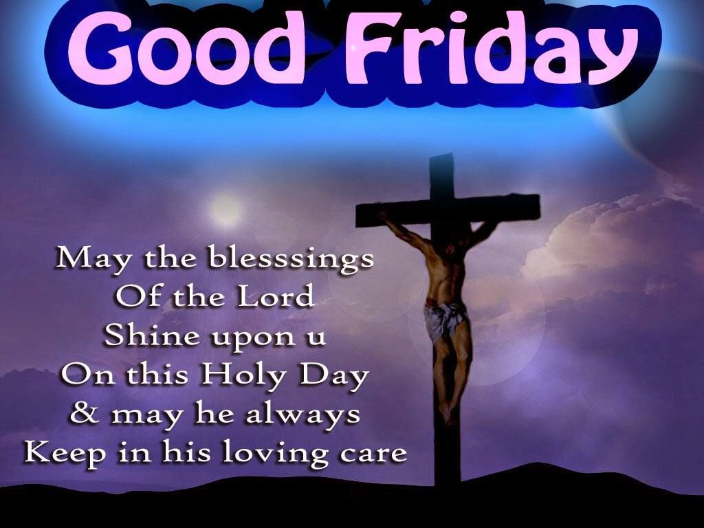 Good Friday 2019 Images Quotes