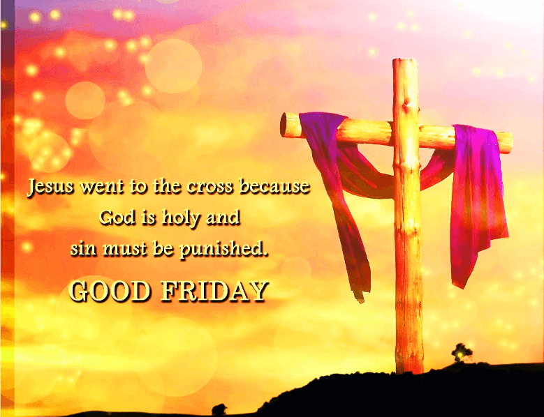 Good Friday Images Wallpapers Pictures Greetings Card