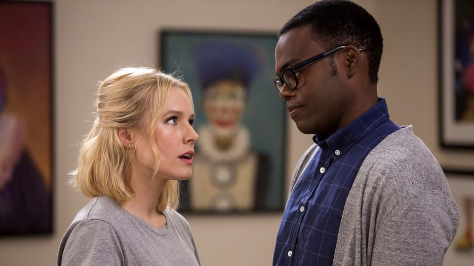 Good Place Season 4 On Netflix