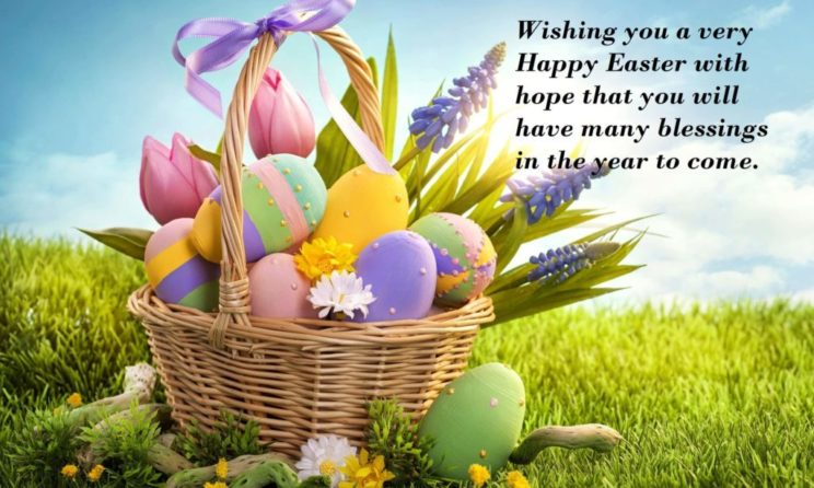 Happy Easter 2019: Religious Easter Wishes, Messages And Inspirational Quotes