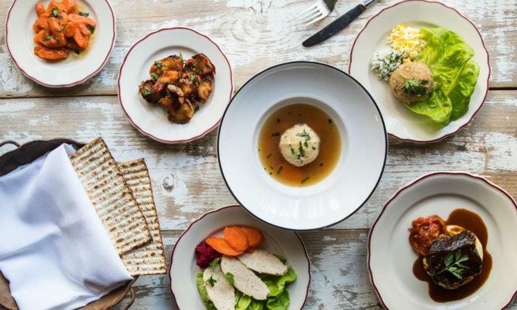 Happy Passover 2019: Here's The Perfect Passover Seder Meal For Two