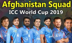 ICC World Cup 2019: ACB Declares Afghanistan Squad For The Competition