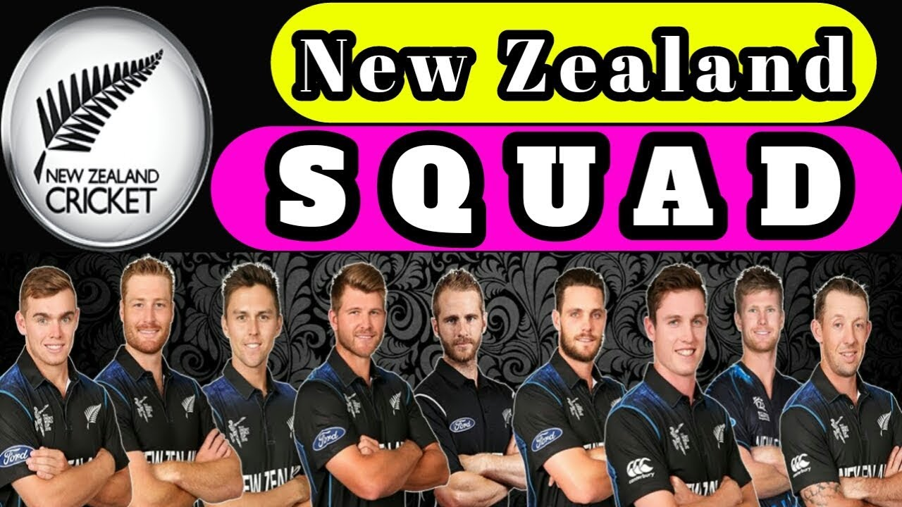 ICC World Cup 2019- New Zealand Squad, Fixtures, Timing And Venue