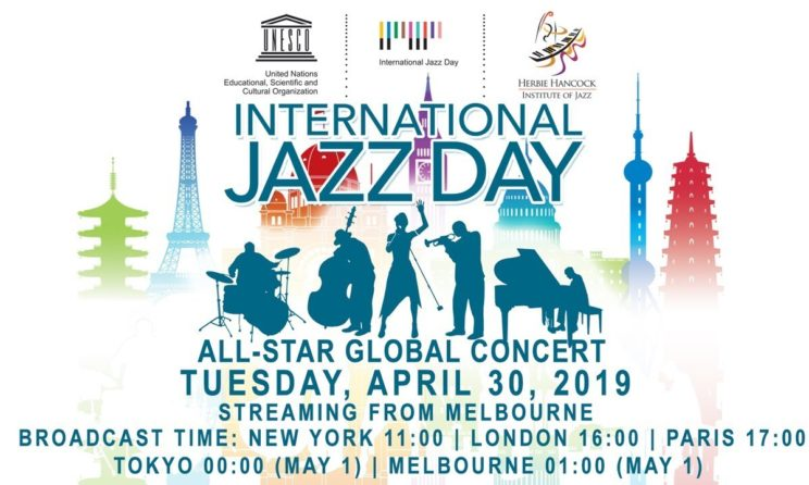International Jazz Day 2019 Concert: Listen To The Lineup