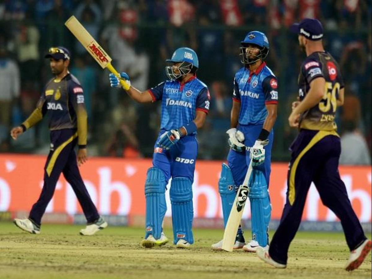 KKR vs DC Match 26 IPL 2019 Team Predicted Playing 11, LIVE Updates, Who Will Win Today?