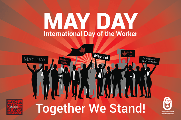 May Day 2019 Images Pictures Greetings Card