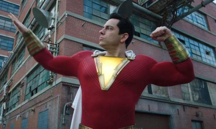 Shazam Movie Review And Rating; Box Office Collection Earning Report
