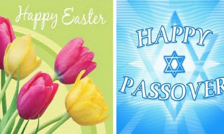 The Top Major Differences Between Passover And Easter!