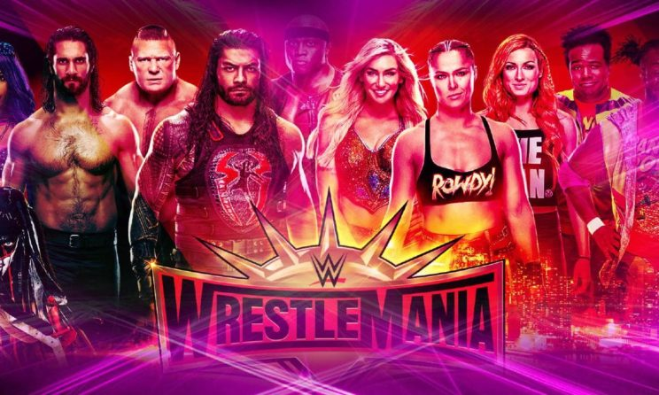 WWE Wrestlemania 35: Live Coverage, Cards, Time, Date & Full Match List 2019