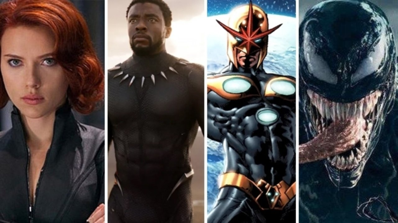 What Are The Next Marvel's Upcoming Movies After Avengers: EndGame?